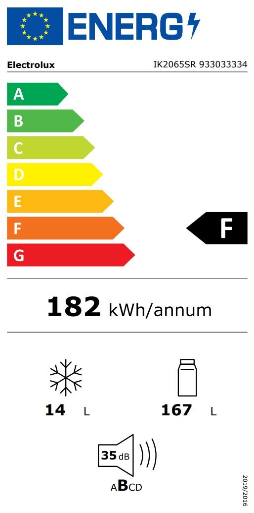 ELECTROLUX IK2065S