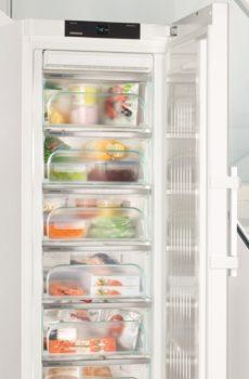 Freistehende Kühlgeräte